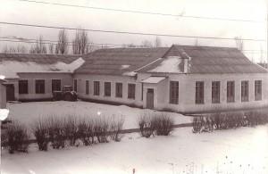 Новодеревенская школа.